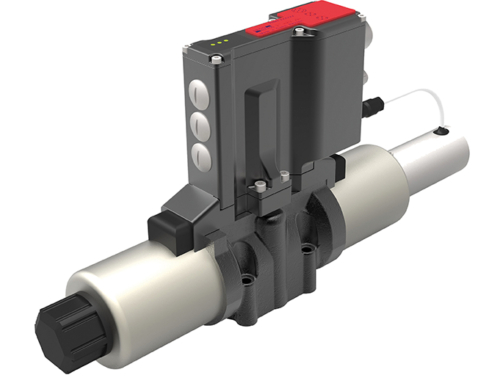 Hydraulic valves as a component of Industry 4.0